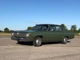 1968 Plymouth Valiant 100  - $