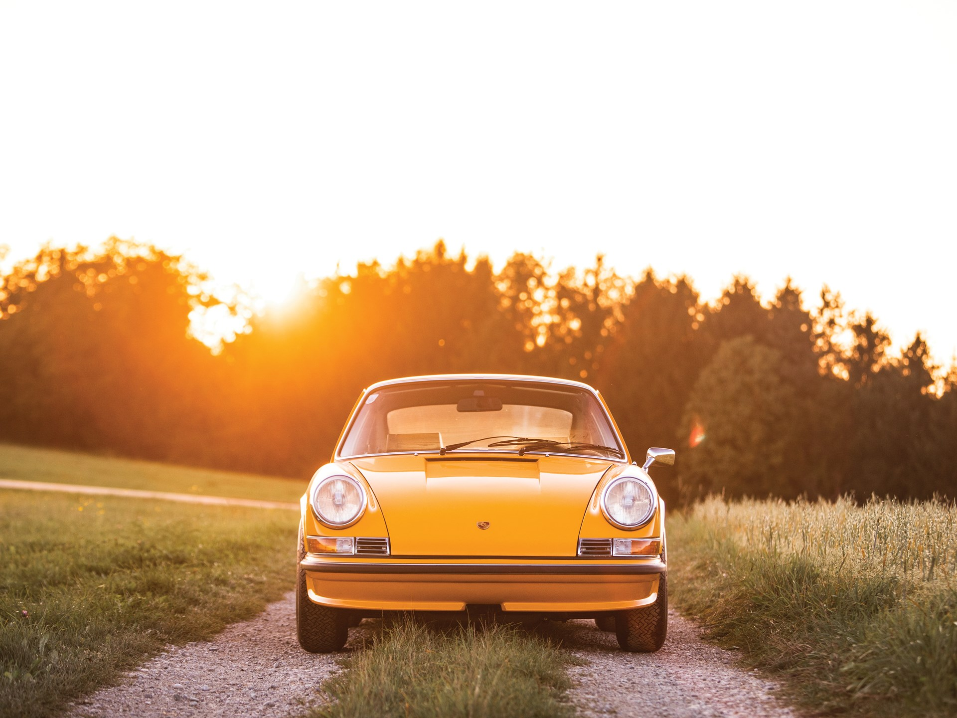 1973 Porsche 911 Carrera RS 2.7 Prototype