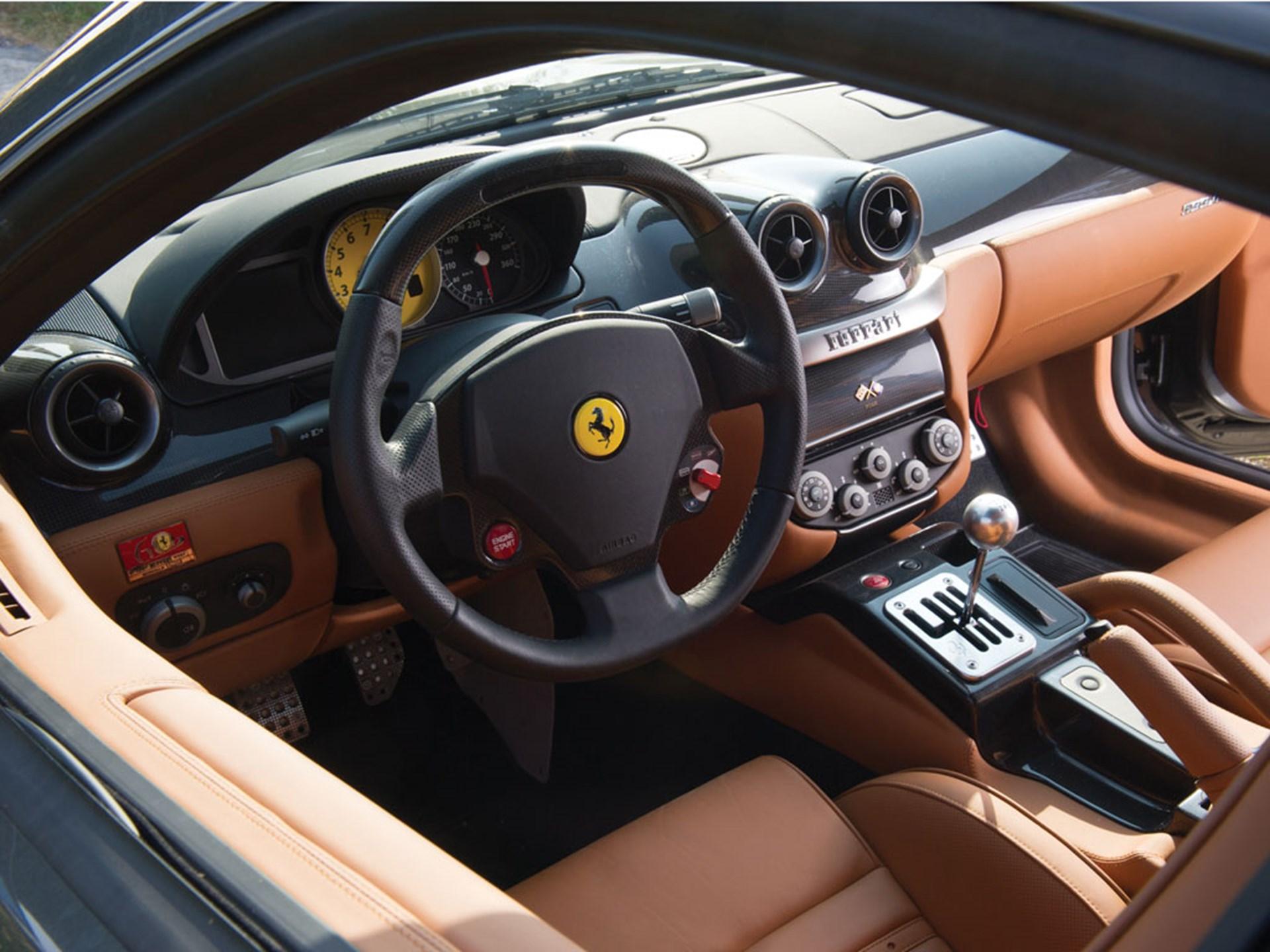 rm sotheby s 2007 ferrari 599 gtb fiorano manual duemila ruote rh rmsothebys com ferrari 599 gtb manual transmission for sale Multi Colored Ferrari 599