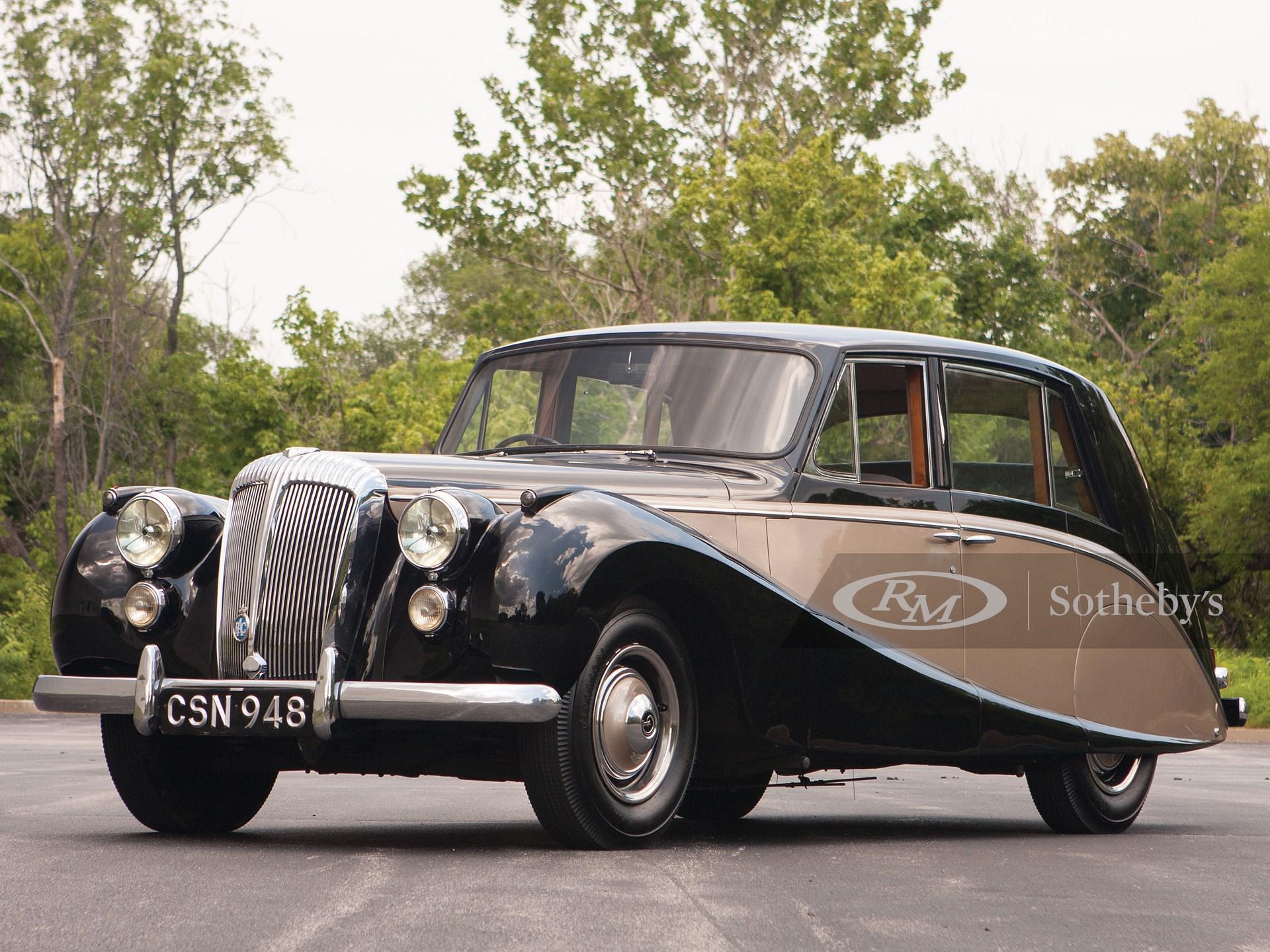 1953 Daimler Empress Mark II