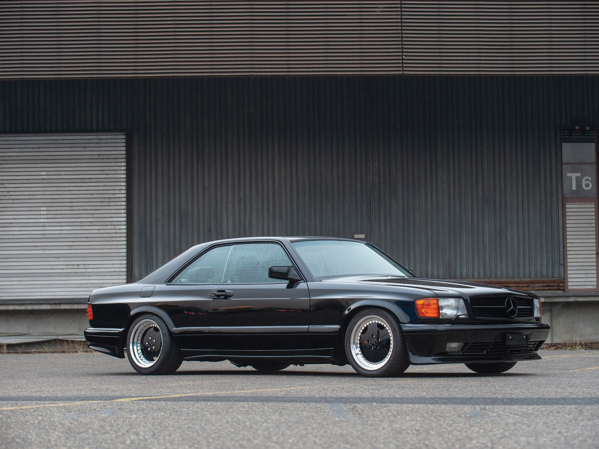 RM Sotheby's - 1984 Mercedes-Benz 500 SEC AMG 5 4 'Wide-Body