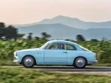 1957 Alfa Romeo Giulietta Sprint Veloce Alleggerita by Bertone - $1/100, f 8, iso100 with a {lens type} at 135 mm on a Canon EOS-1D Mark IV.  Ph: Cymon Taylor