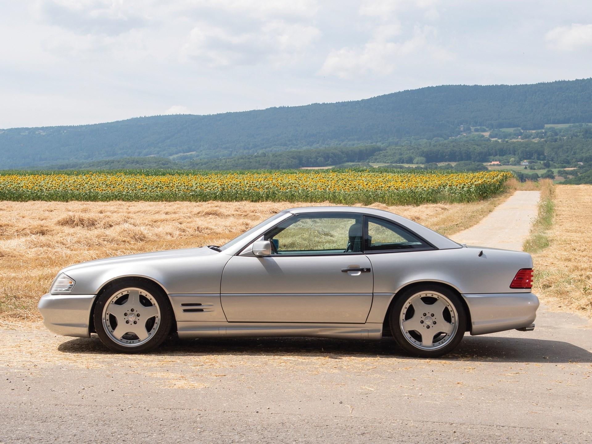 RM Sotheby's - 1997 Mercedes-Benz SL 60 AMG | London 2019