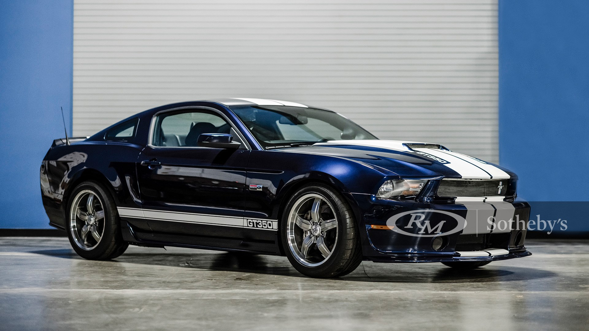 RM Sotheby's Arizona Scottsdale 2021, Blog, 2012 Ford Shelby GT350