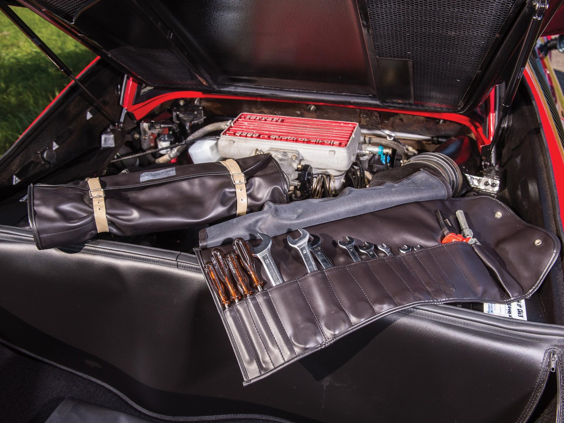 RM Sotheby\'s - 1988 Ferrari 328 GTS | Paris 2016