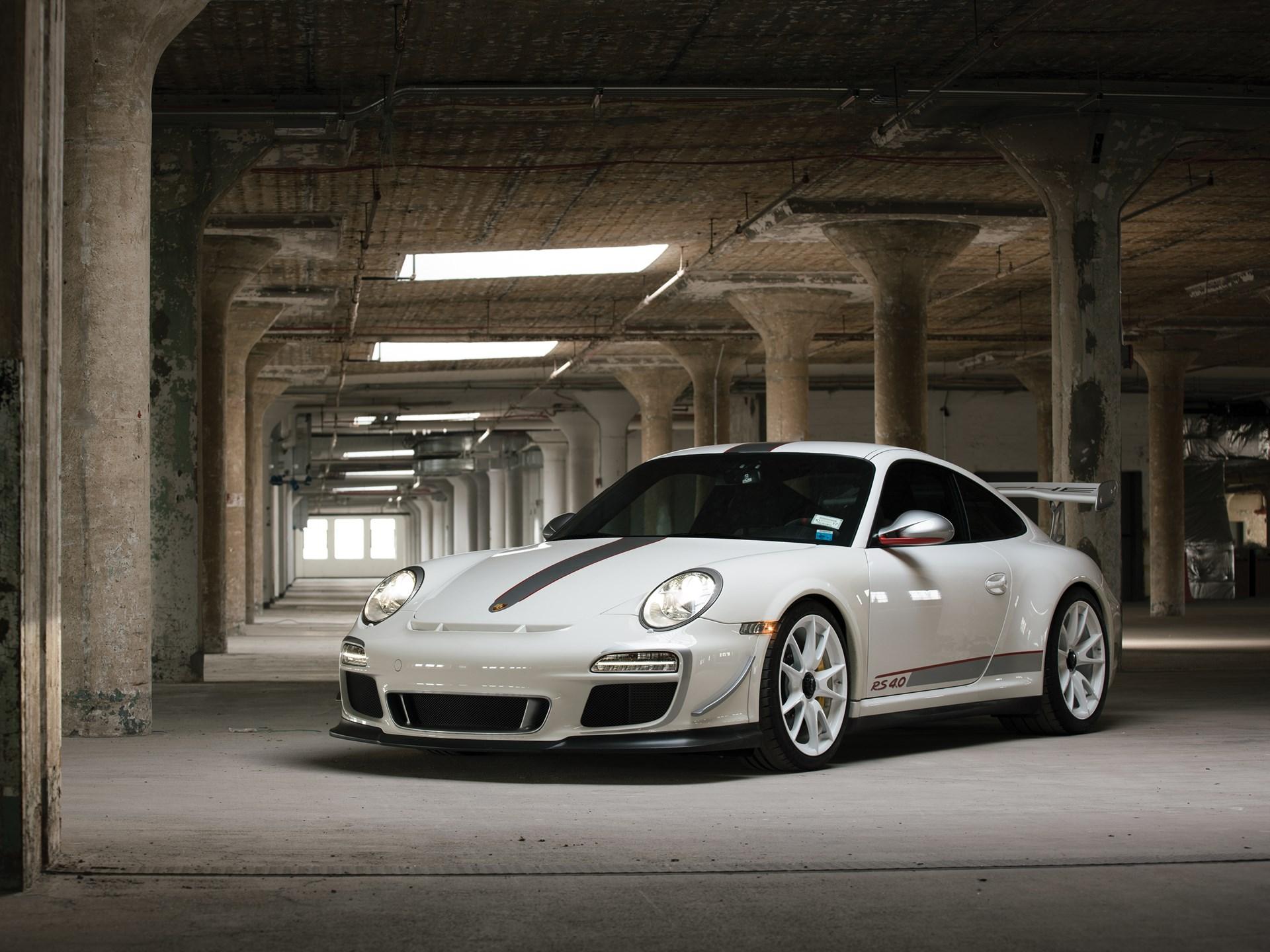 2011 Porsche 911 GT3 RS 4 0