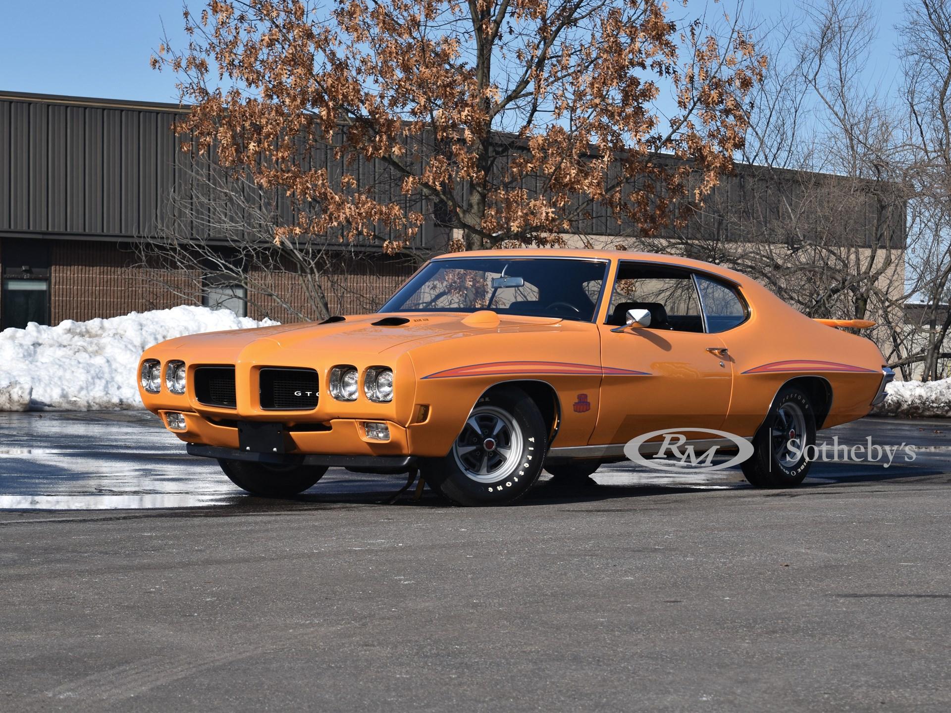 1970 Pontiac GTO Judge Ram Air III  -