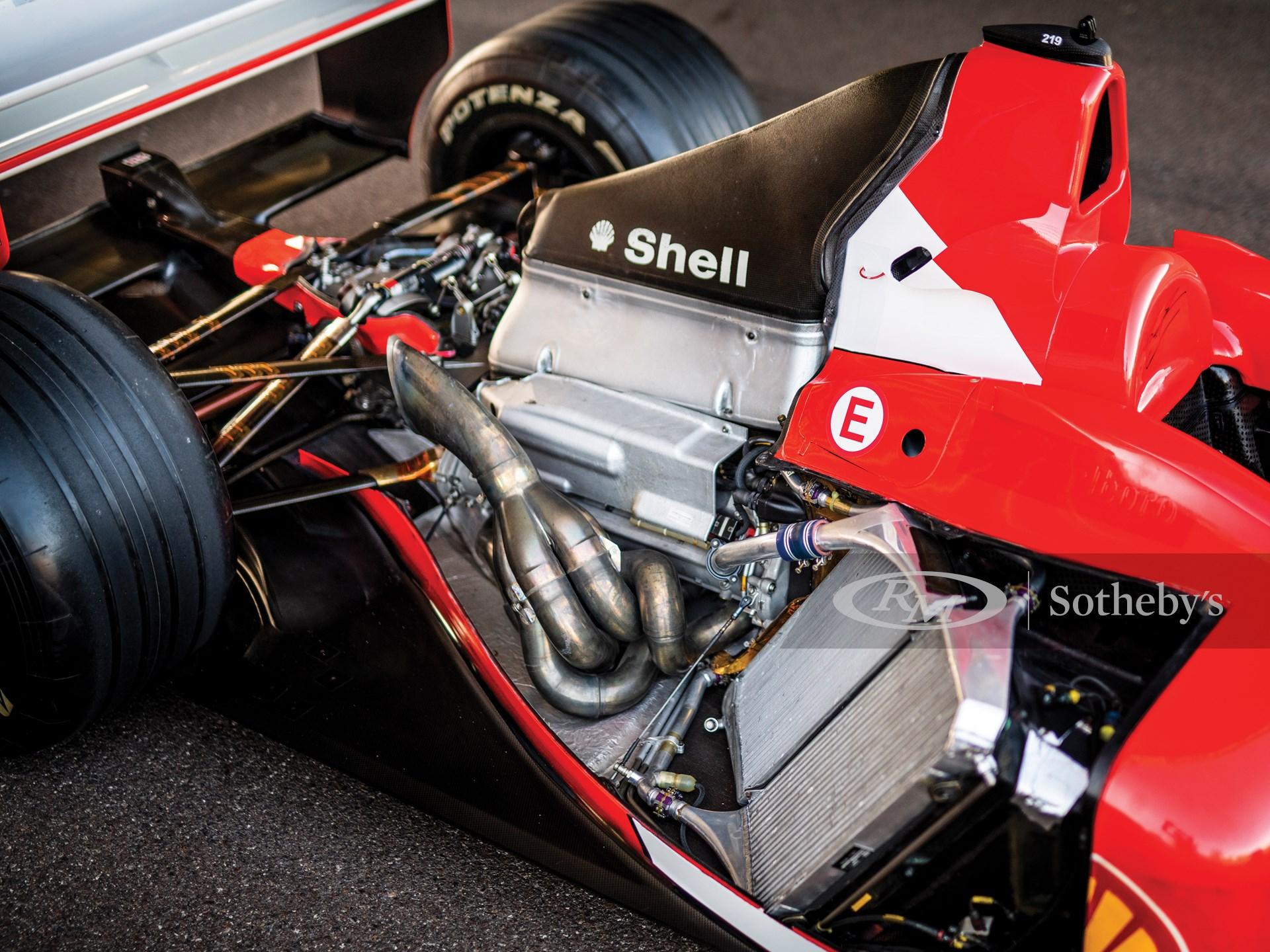 2002 Ferrari F2002  -