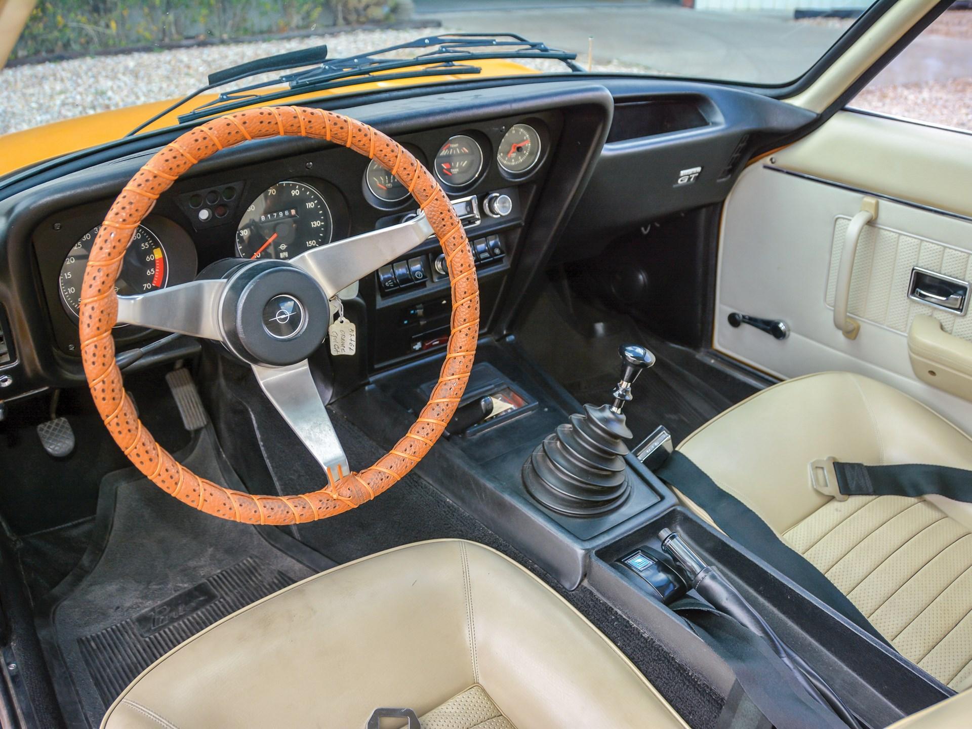 Opel Gt Tachometer Wiring Diagram Posts Rm Sothebys 1971 Auburn Spring 2018 Installation