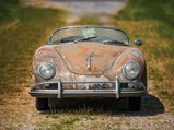 1958 Porsche 356 A 1600 'Super' Speedster by Reutter - $