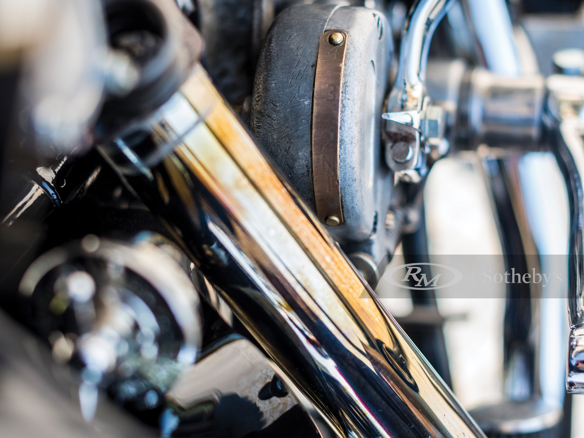 1936 Brough Superior SS100  -