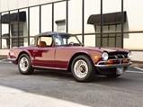 1972 Triumph TR6  - $
