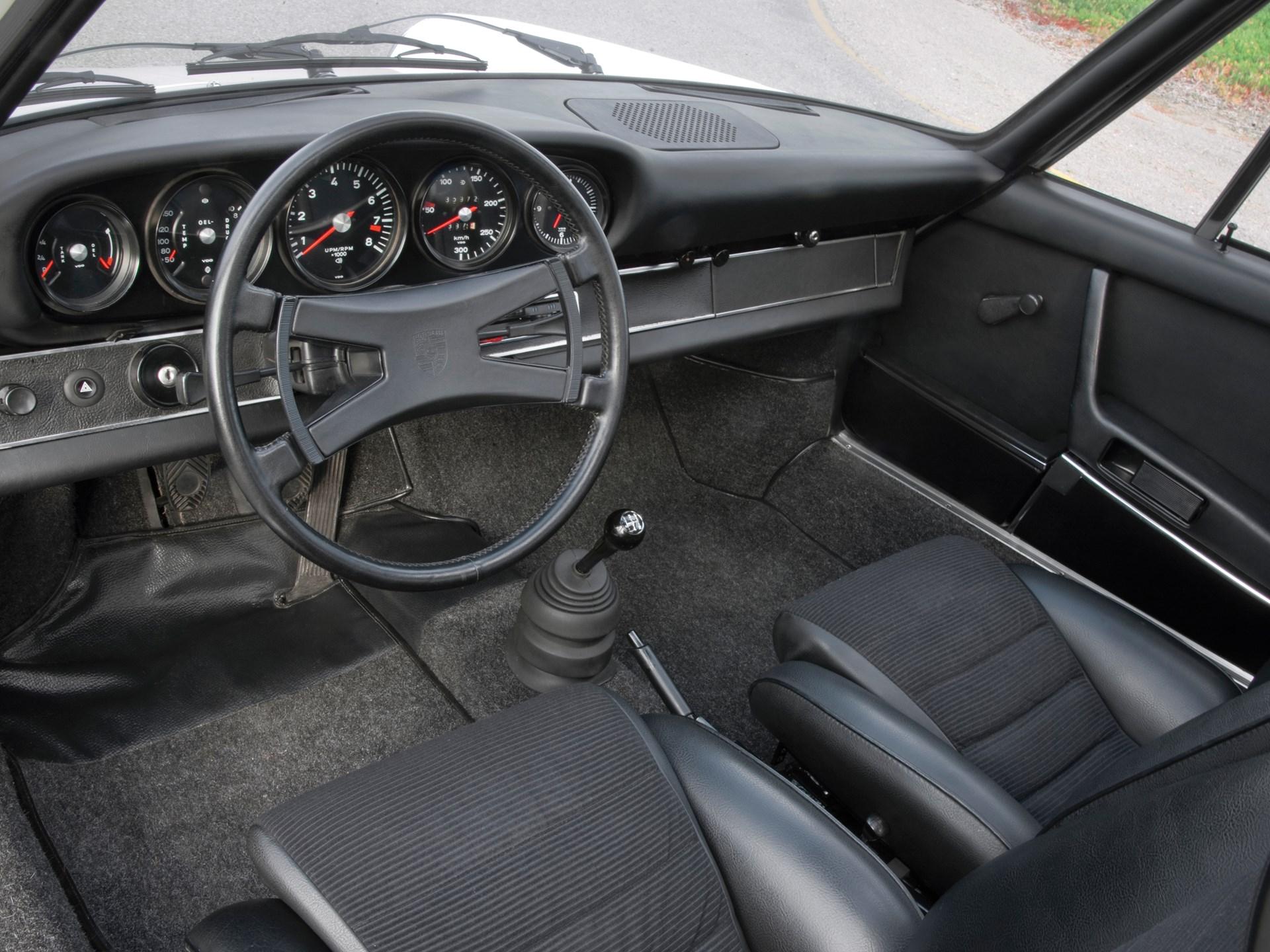 1973 Porsche 911 Carrera RS (Factory Remanufactured Special)