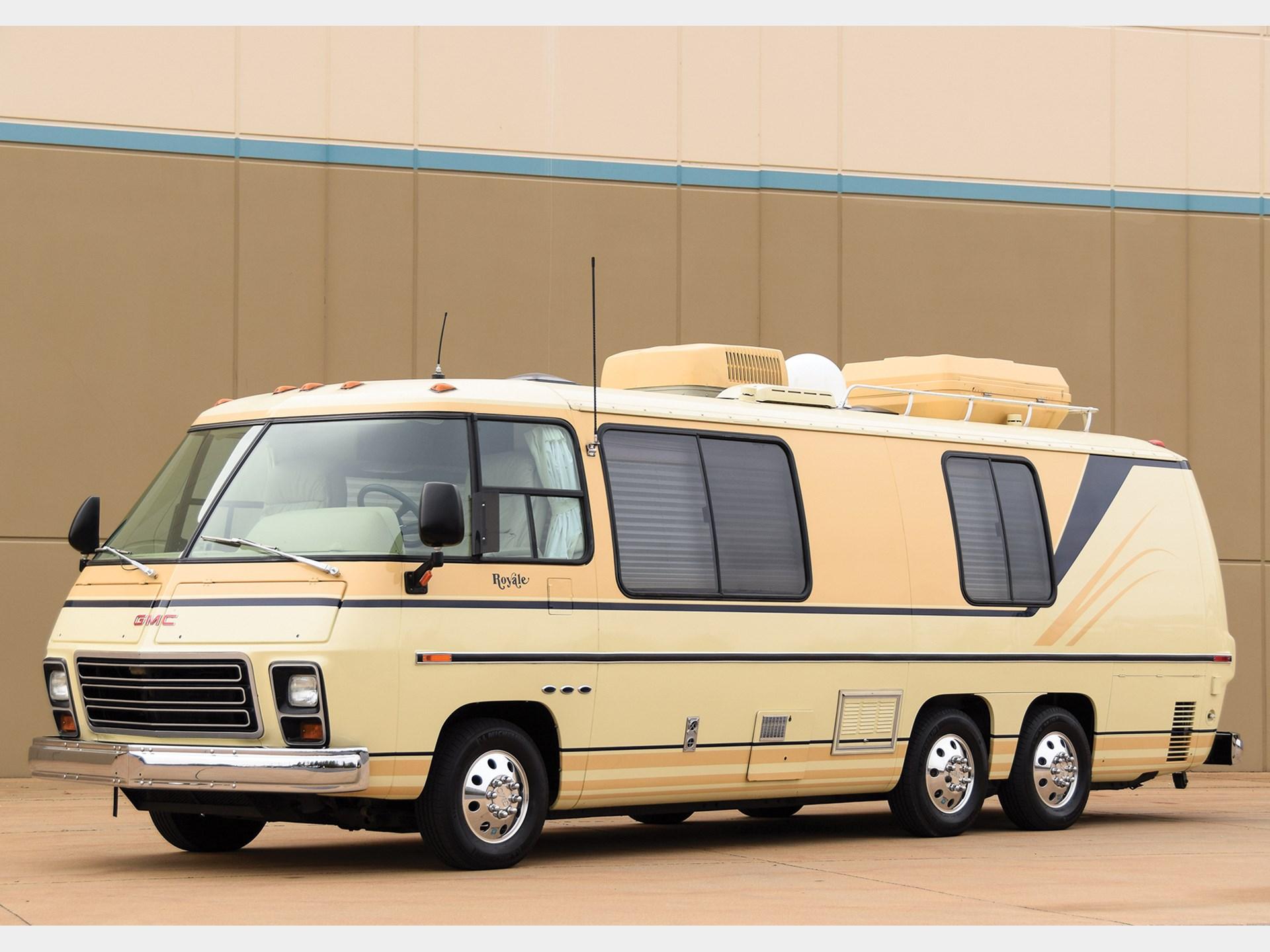 RM Sotheby's - 1978 GMC Royale Motorhome | Auburn Spring 2018