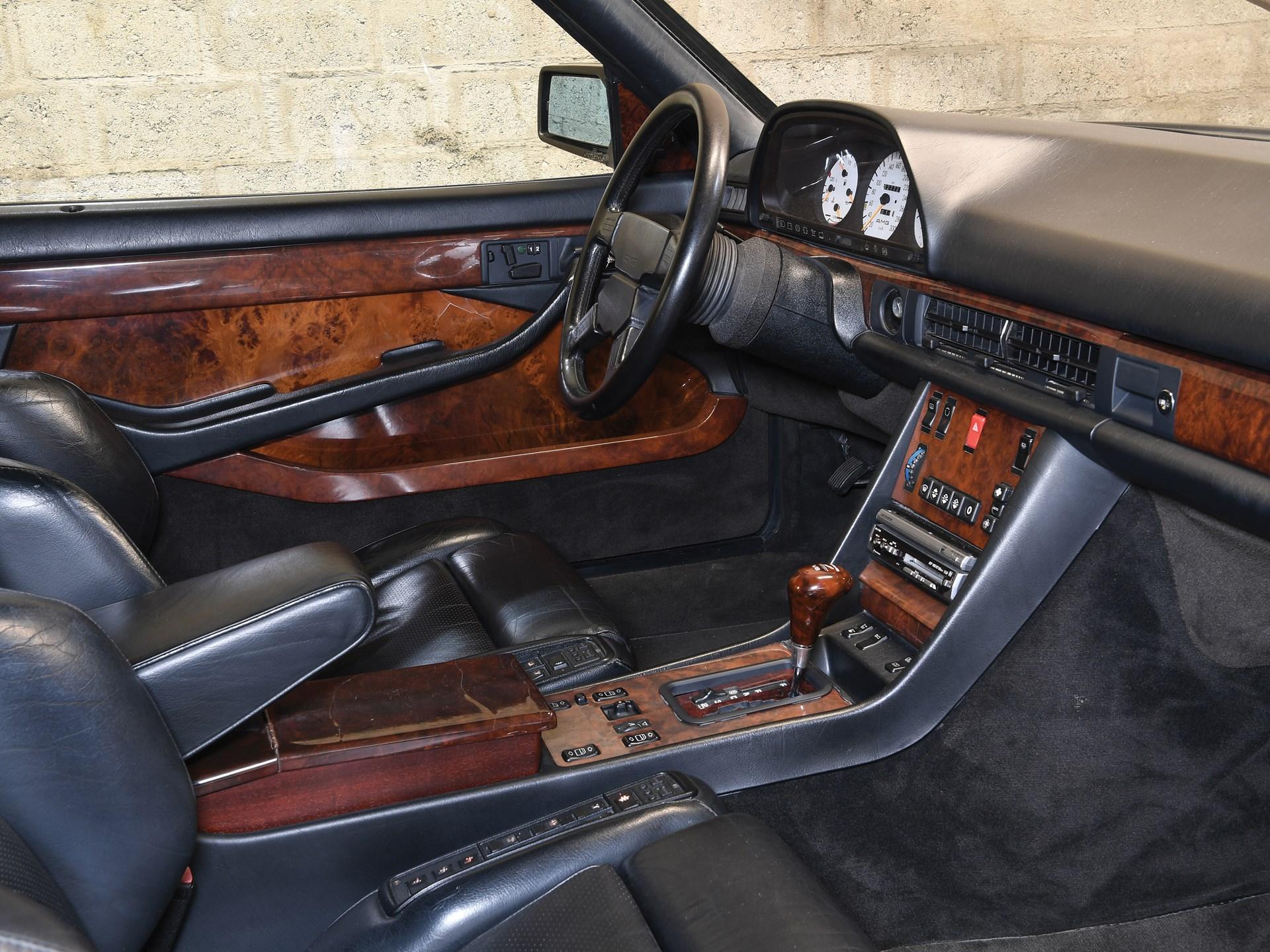 1989 Mercedes-Benz 560 SEC AMG 6.0 'Wide-Body'