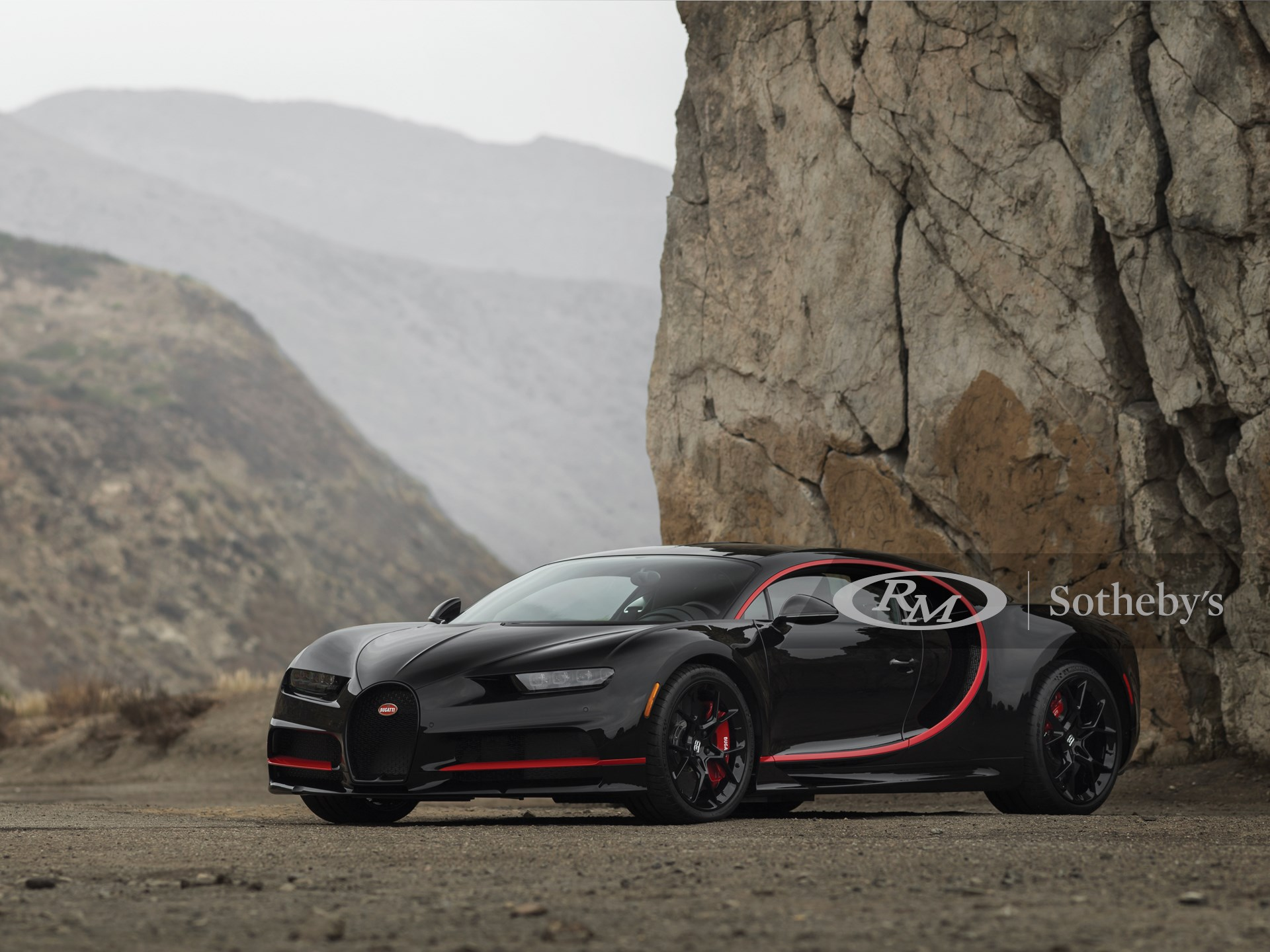 2018 Bugatti Chiron   New York - ICONS 2017   RM Sotheby's