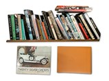 Selection of British Motoring Books - $