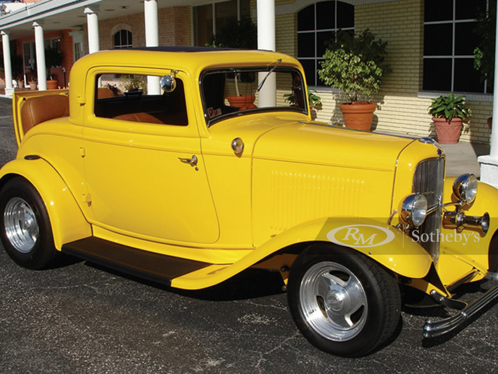 1932 Ford 3 Window Coupe  -