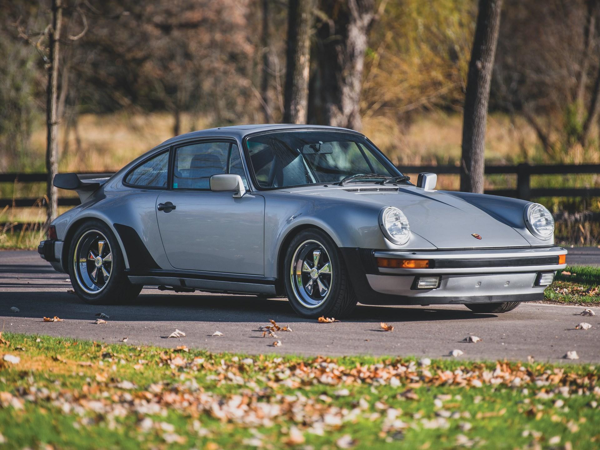 Rm Sothebys 1987 Porsche 911 Turbo Coupe Arizona 2019