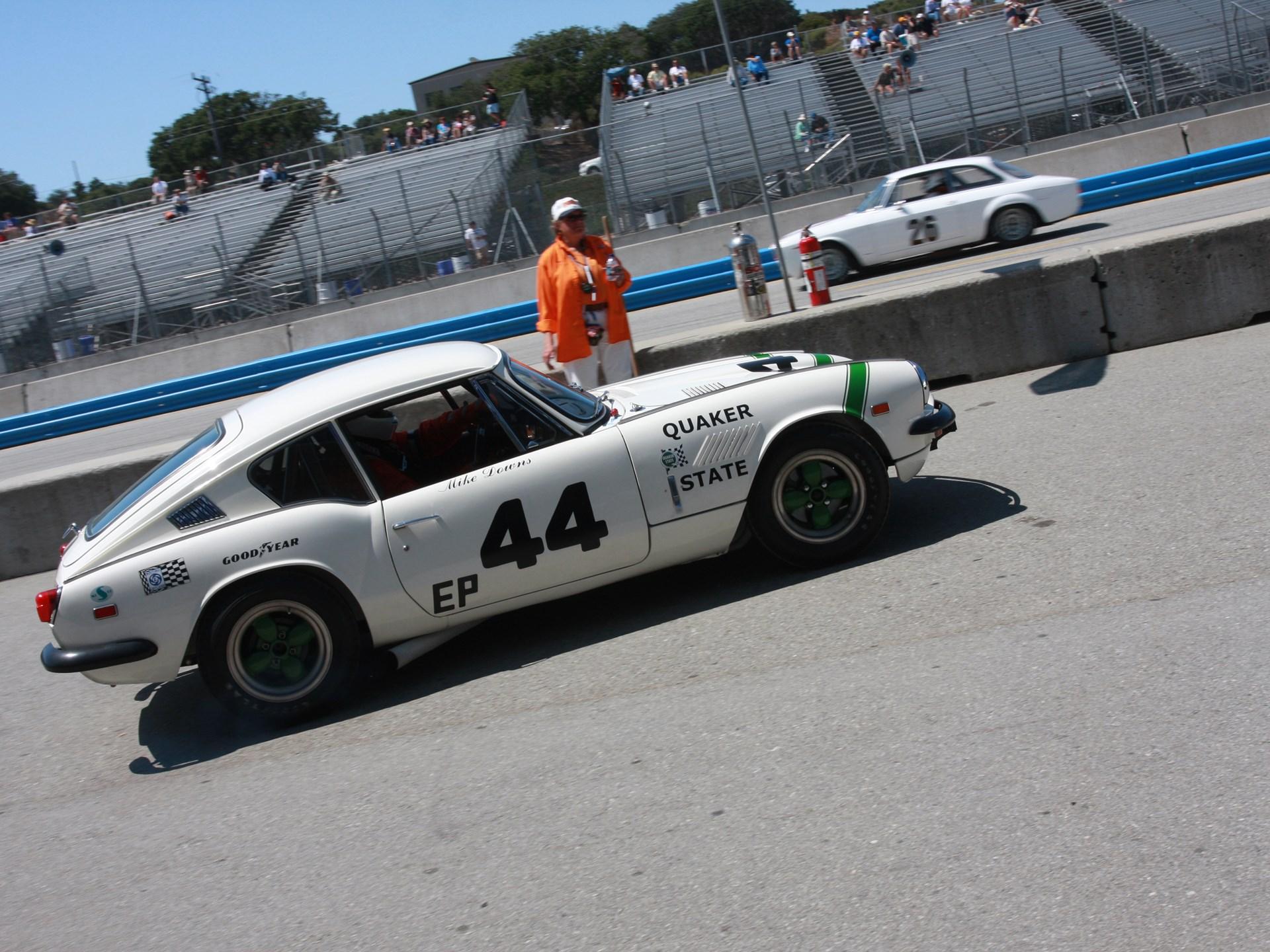 RM Sotheby's - 1969 Triumph GT6+ Group 44 Factory SCCA