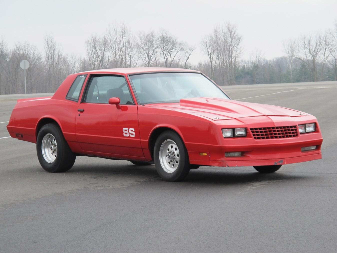 RM Sotheby\'s - 1983 Chevrolet Monte Carlo Drag Car   Auburn Spring 2011