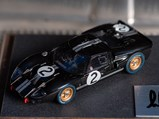 Ford GT40 1966 Le Mans Winner, 1:43 Scale Model - $