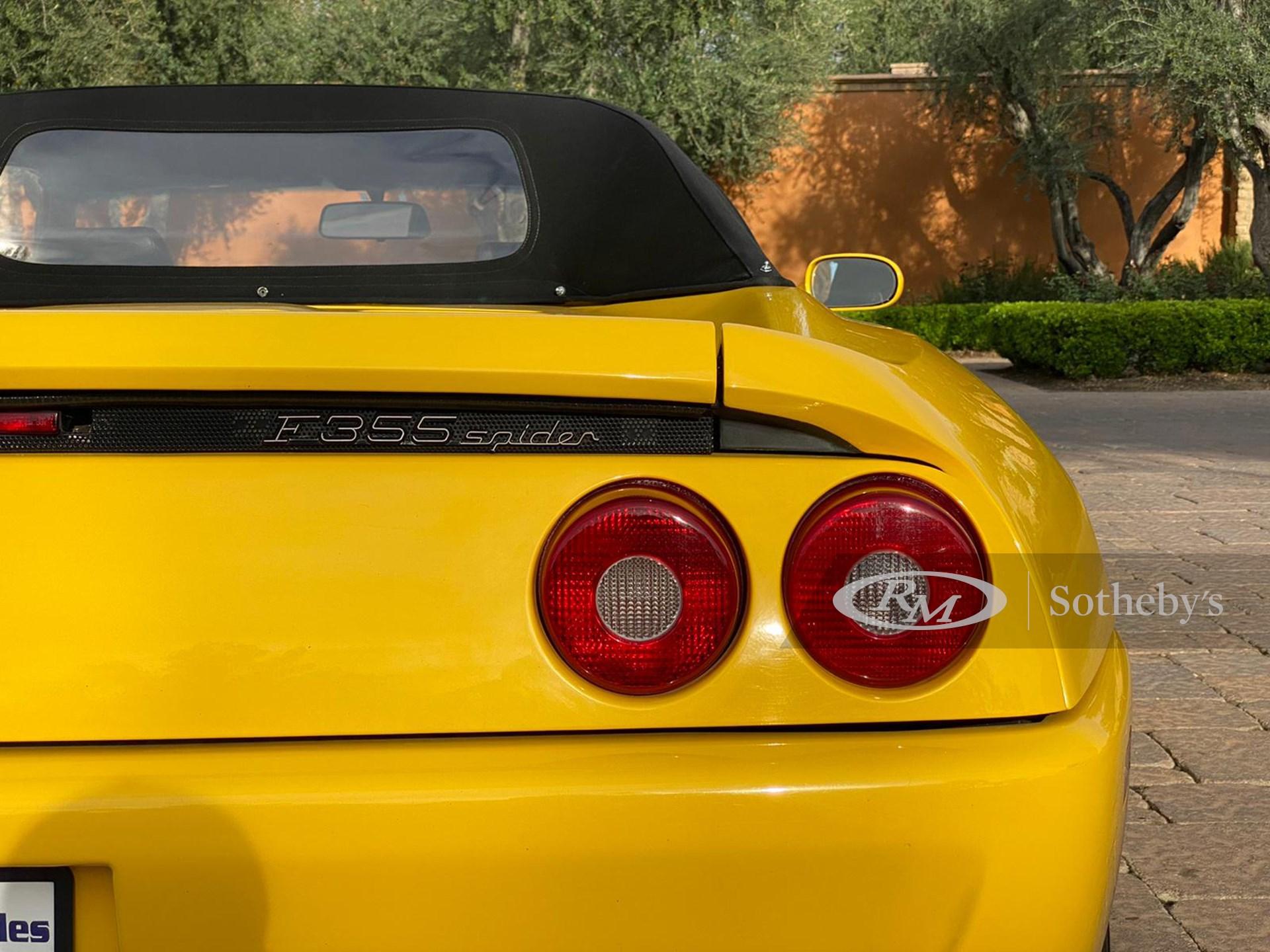 1995 Ferrari F355 Spider  -