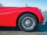 1956 Jaguar XK 140 Roadster  - $