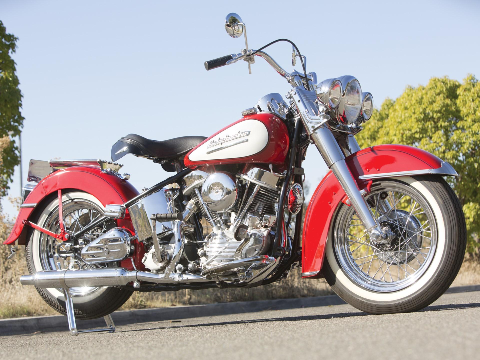 RM Sotheby's - 1952 Harley-Davidson FL Sport Solo | Arizona 2014