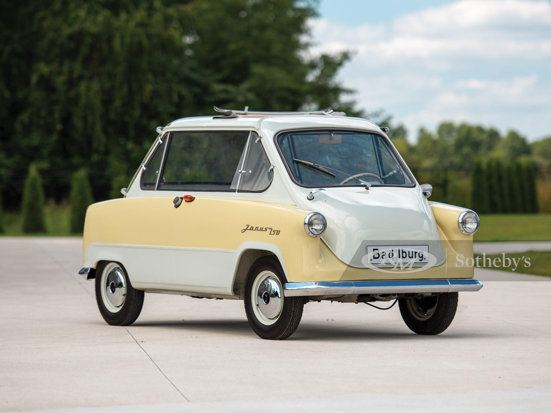 1958 Zündapp Janus 250