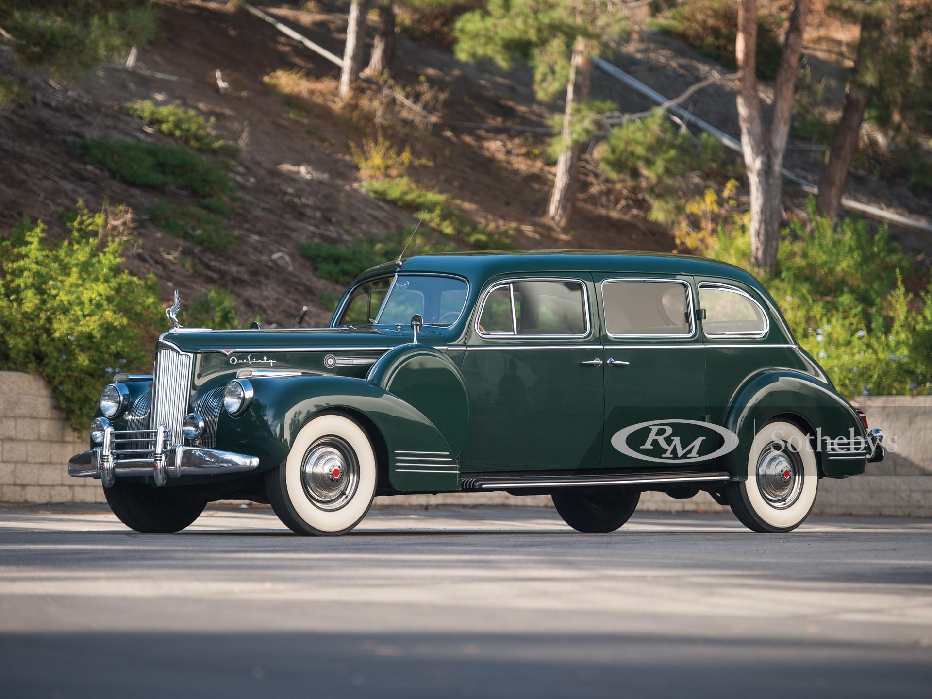 1941 Packard Super Eight One Sixty Touring Sedan