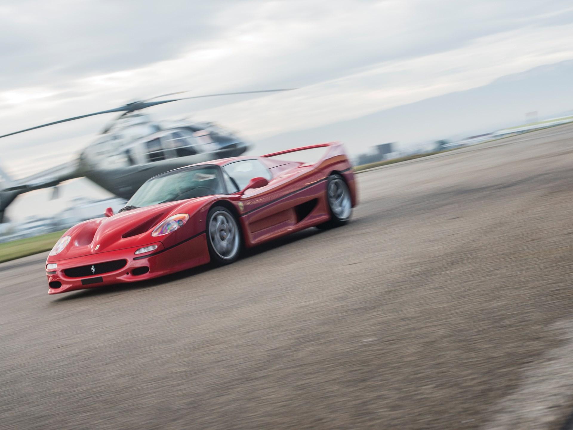 1997 Ferrari F50