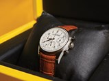 Girard-Perregaux, Ecurie Francorchamps Stainless Steel Chronograph Wristwatch - $