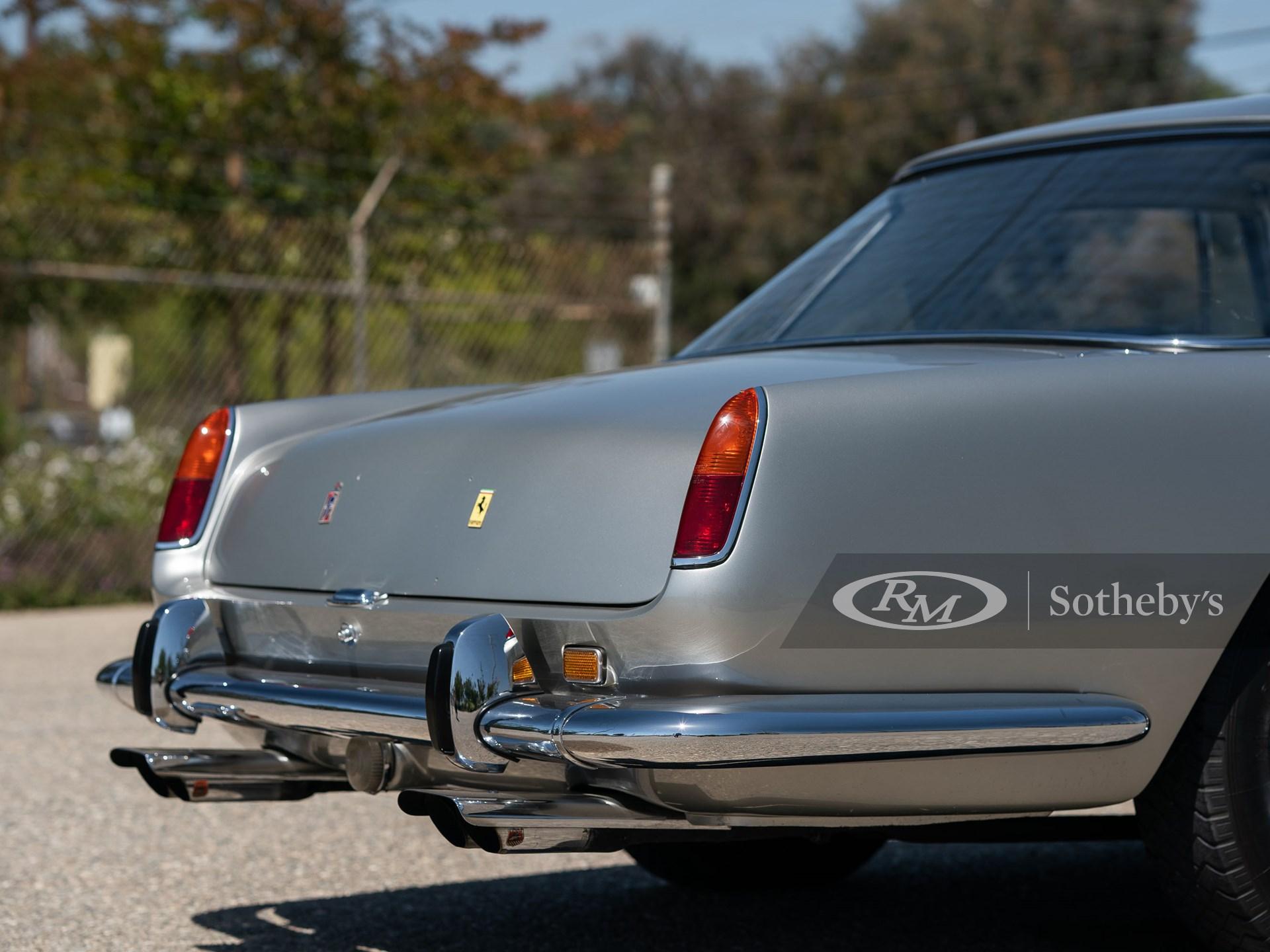 1958 Ferrari 250 GT Coupe by Pinin Farina -
