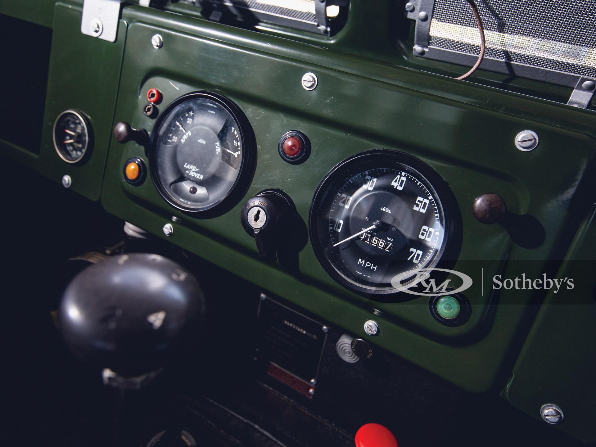 1966 Land Rover Series IIA 88  -