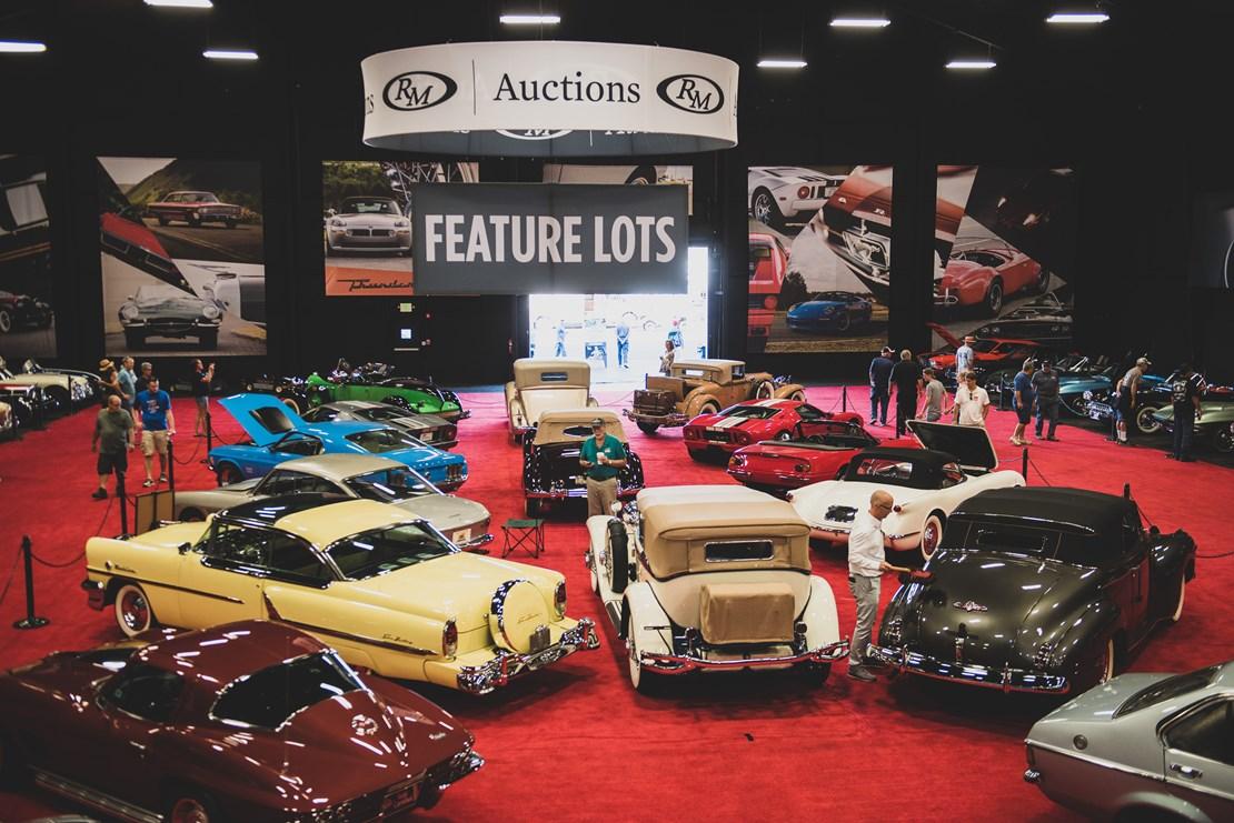 Auctions America - Auburn Spring