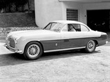 1952 Ferrari 212 Inter Coupe by Ghia - $Argentinian President Juan Perón poses with his 212 Inter, believed to be outside of Casa Rosada in Buenos Aires.