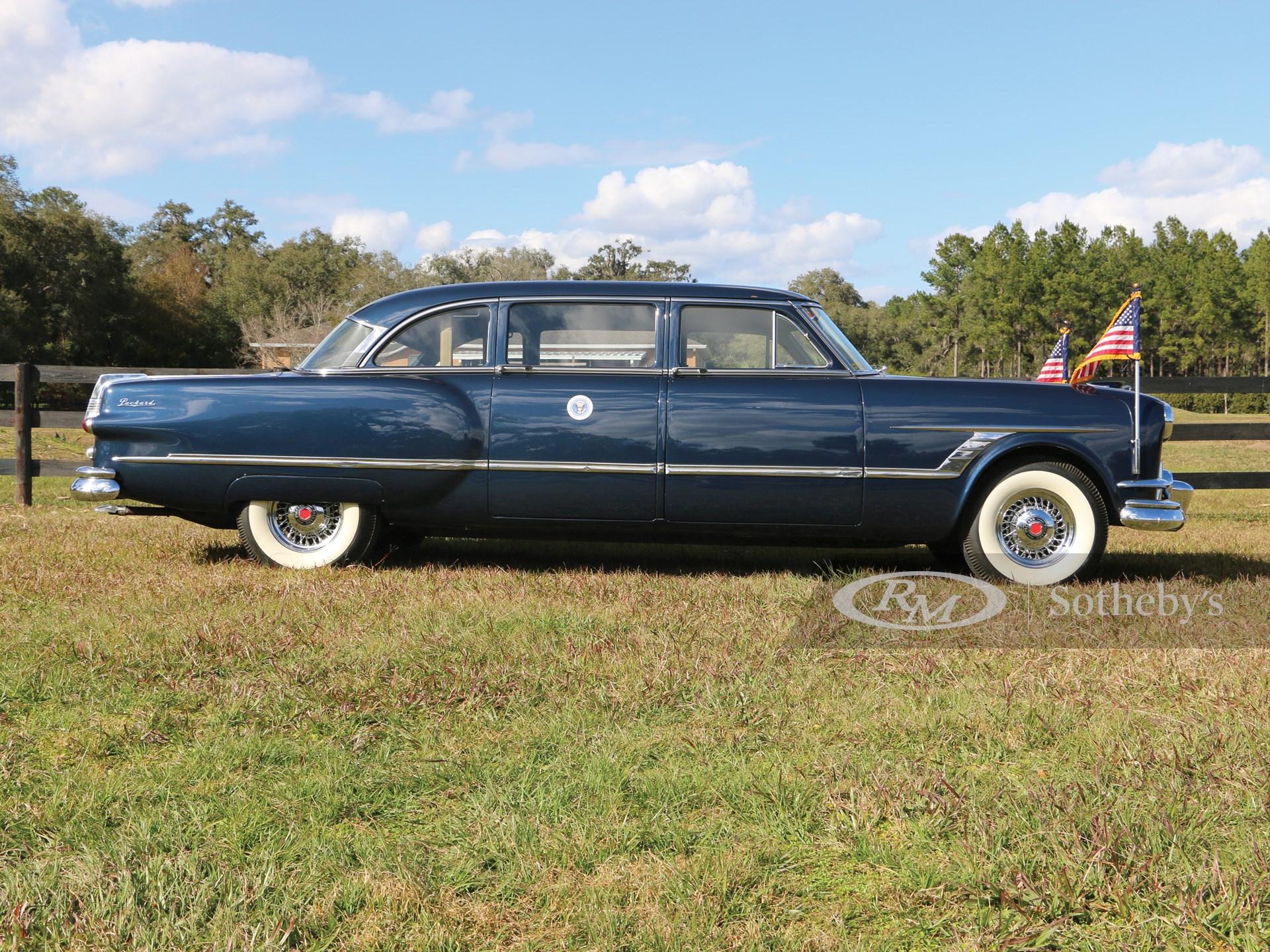 1953 Packard Corporate Executive Sedan by Henney -