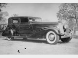 1929 Duesenberg Model J Sedan by Derham/Bohman & Schwartz - $J-118 as it appeared following its Bohman & Schwartz restyling. Courtesy of Brian Joseph and Tim Purrier.