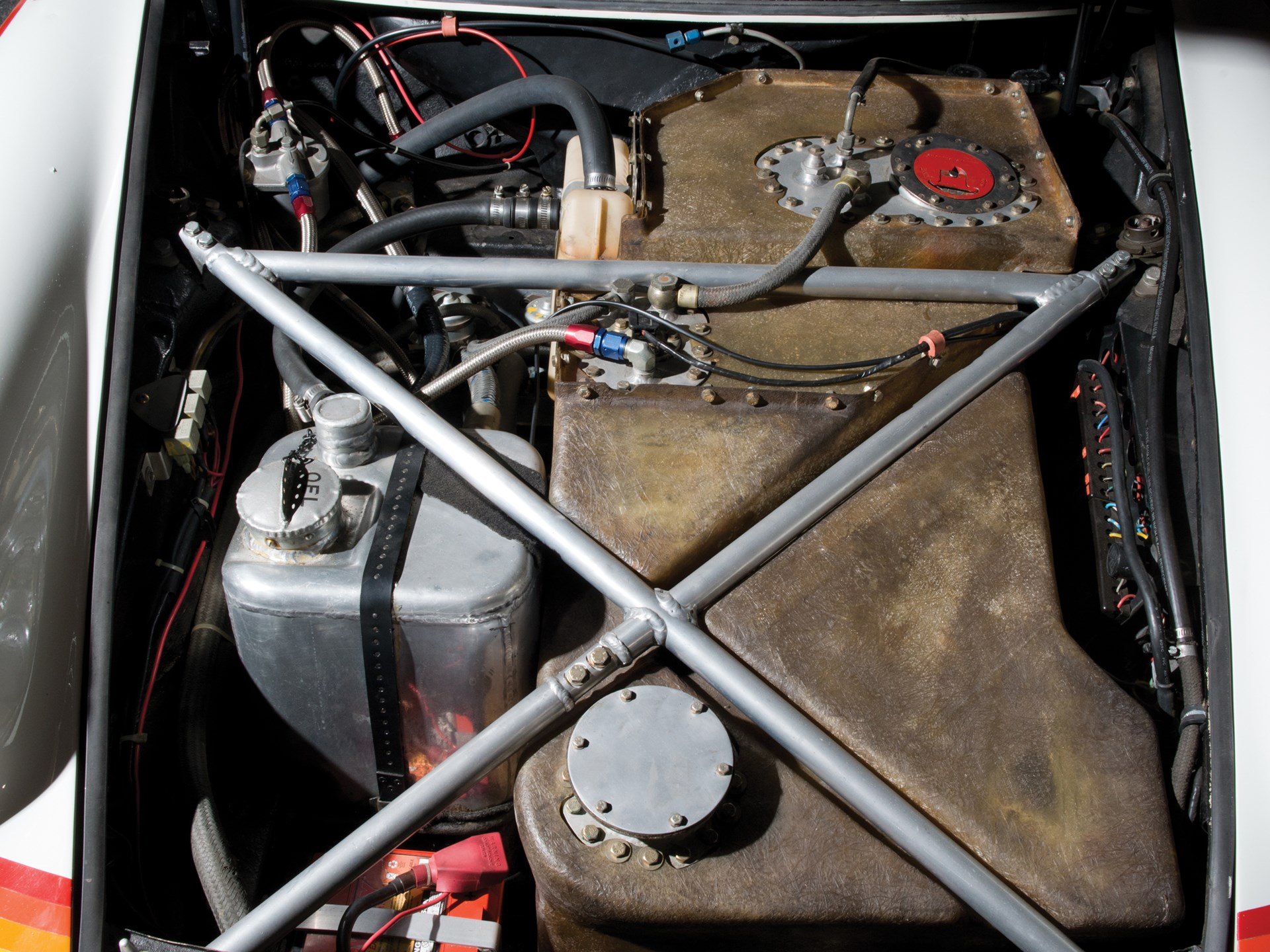 Rm Sothebys 1977 Porsche 934 Imsa Trans Am Monterey 2013 930 Engine Wiring