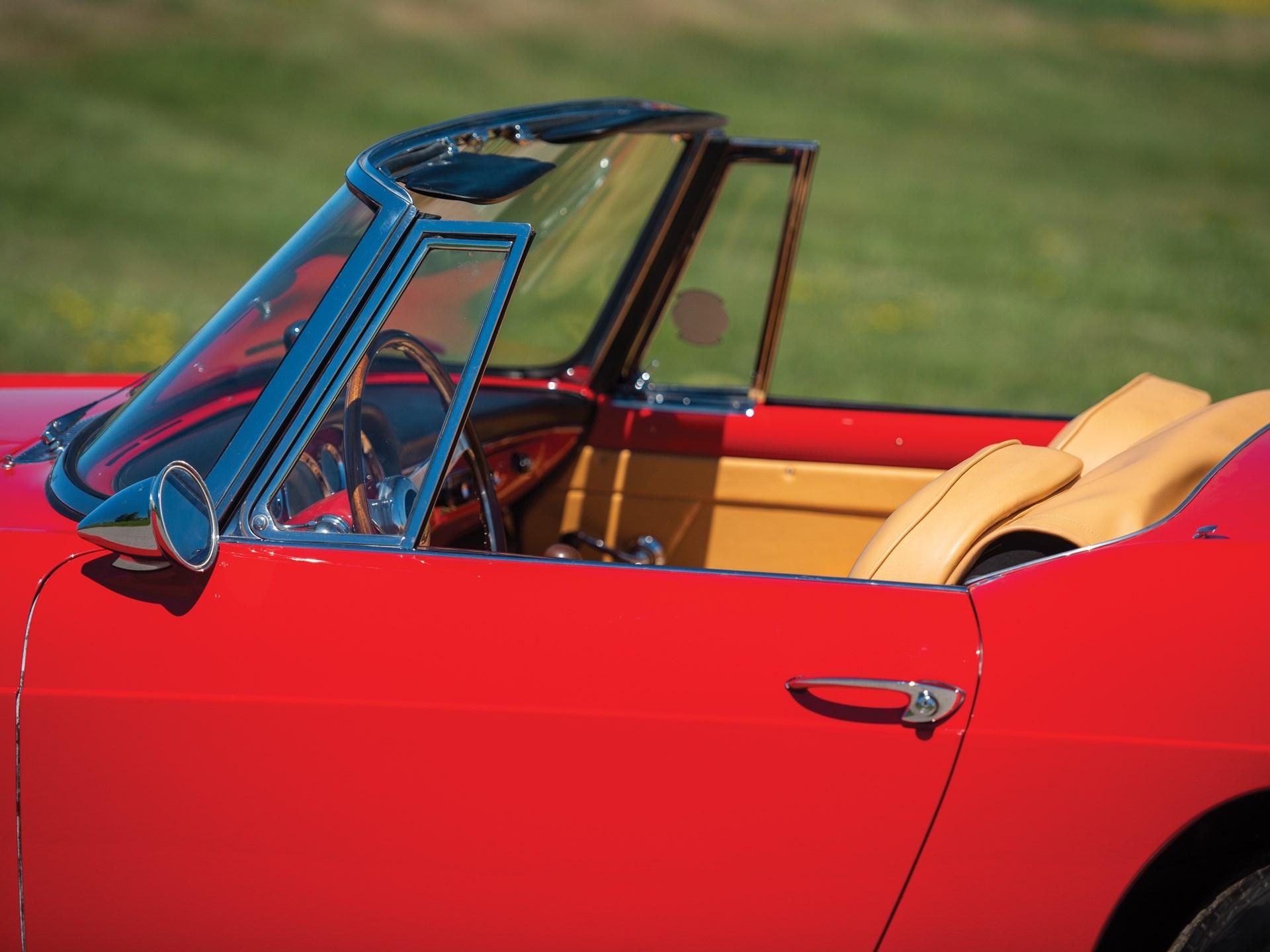 1960 Ferrari 250 GT Cabriolet Series II by Pinin Farina