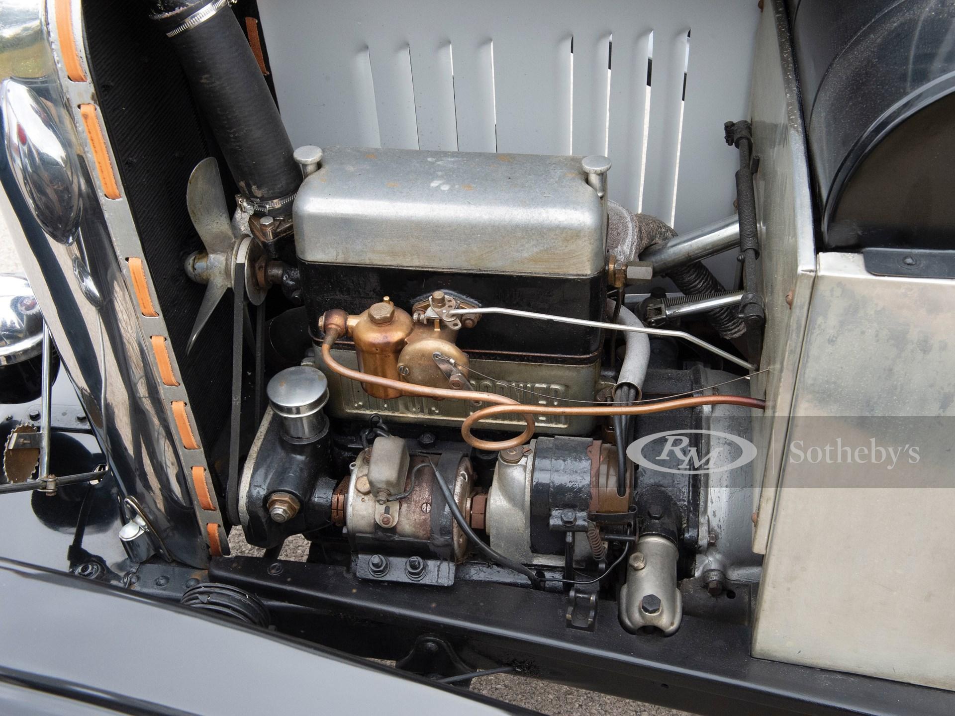 1926 Derby 9 HP Sports  -