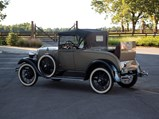 1928 Ford Model A Roadster  - $