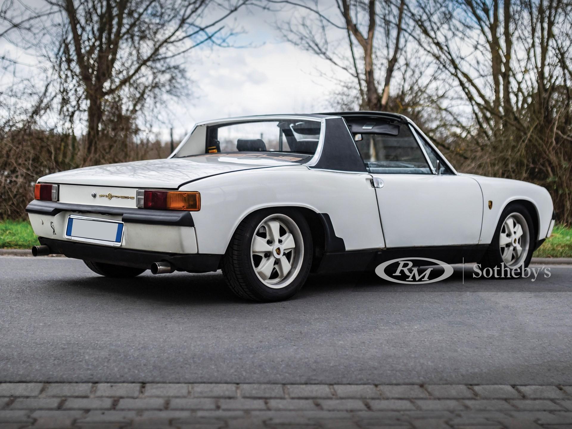 1971 Porsche 914 1.7  -