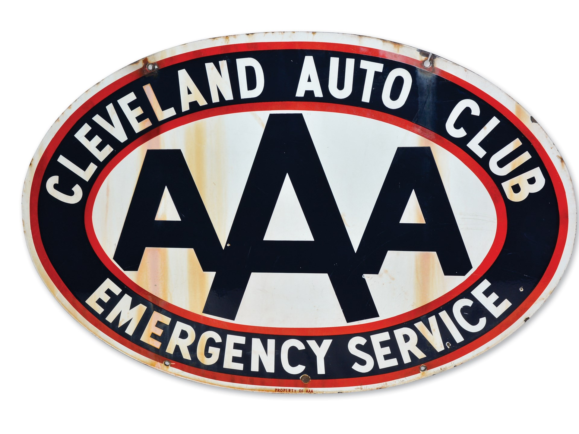 Aaa Auto Club Near Me >> Rm Sotheby S Aaa Cleveland Auto Club Emergency Service Sign