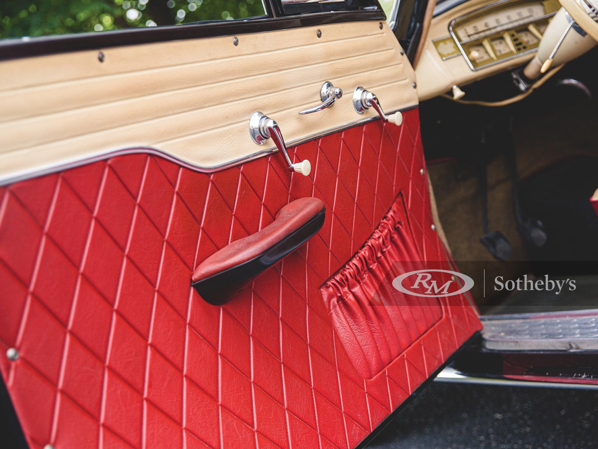 1959 Borgward Isabella TS  -