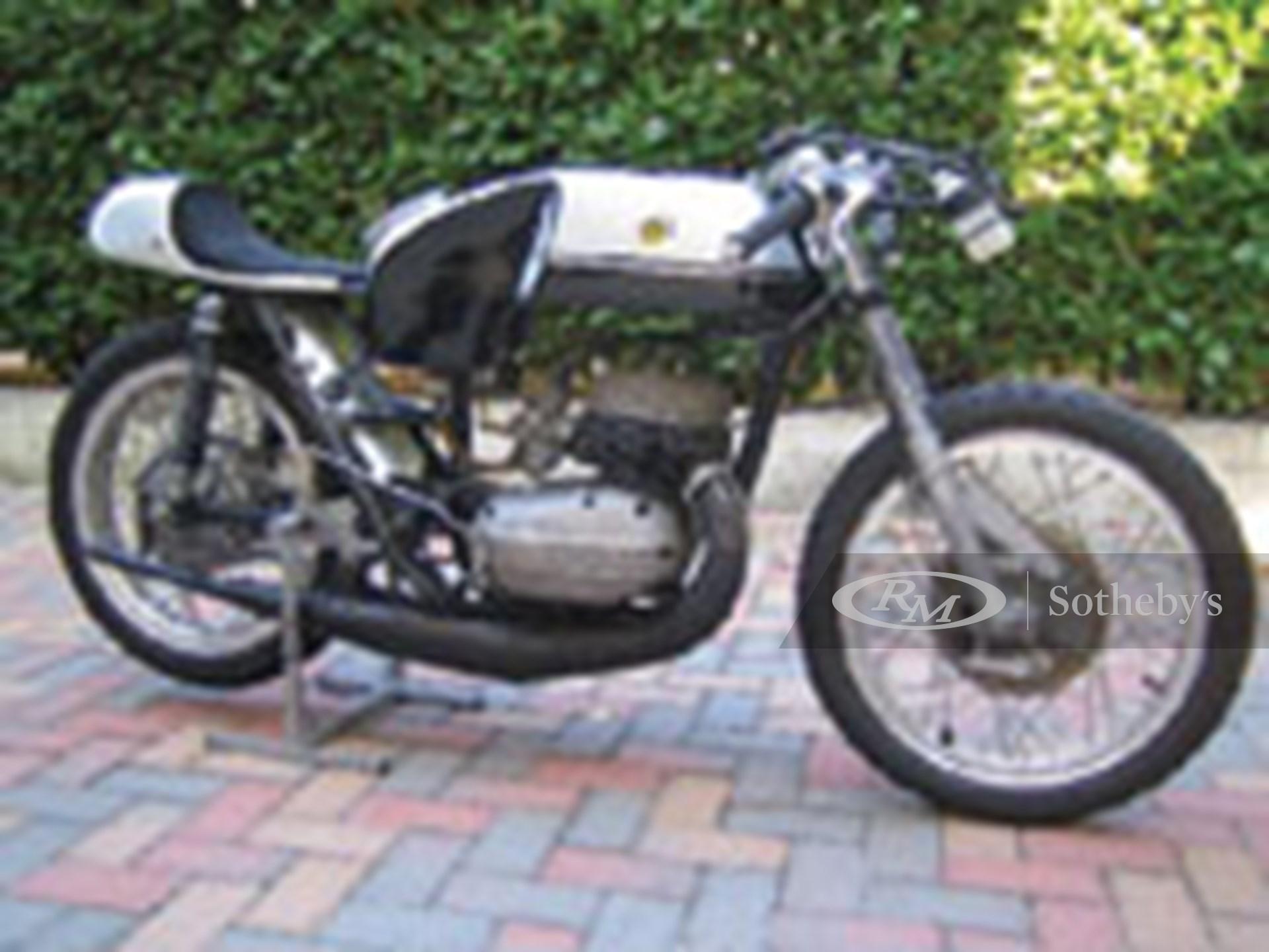 1966 Bultaco Metralla Carrera