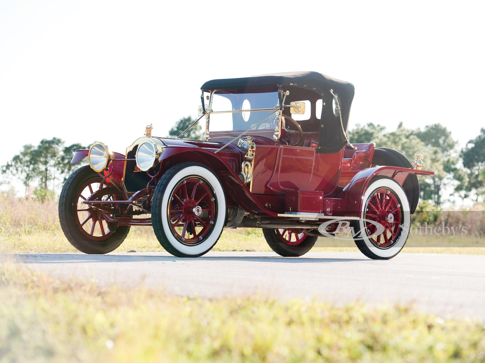 1914 Packard Six Runabout