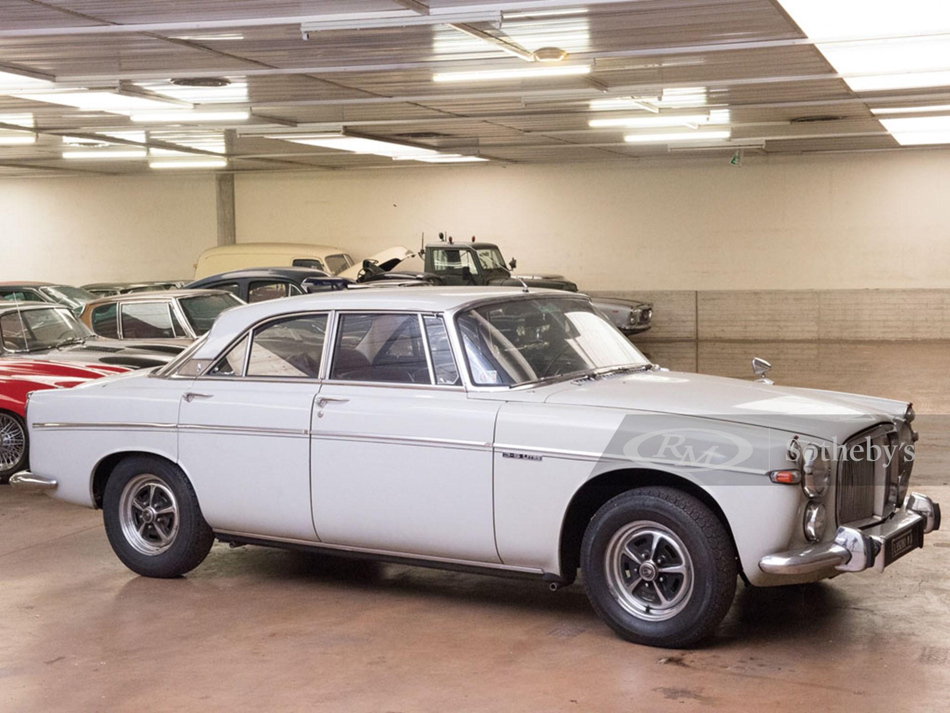 1968 Rover P5B 3.5 Coupé