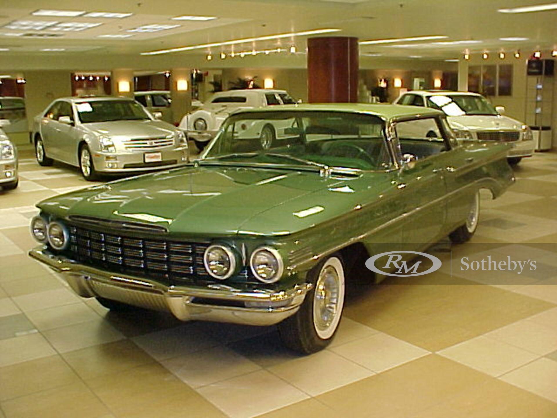 1960 Oldsmobile Super 88 Flat Top  -